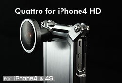 Quattro for iPhone4HD