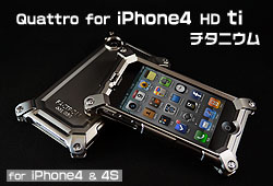 Quattro for iPhone4HD ti