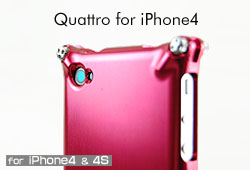 Quattro for iPhone4