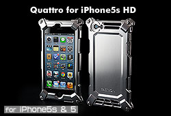 Quattro for iPhone5 HD
