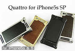 Quattro for iPhone5 SP